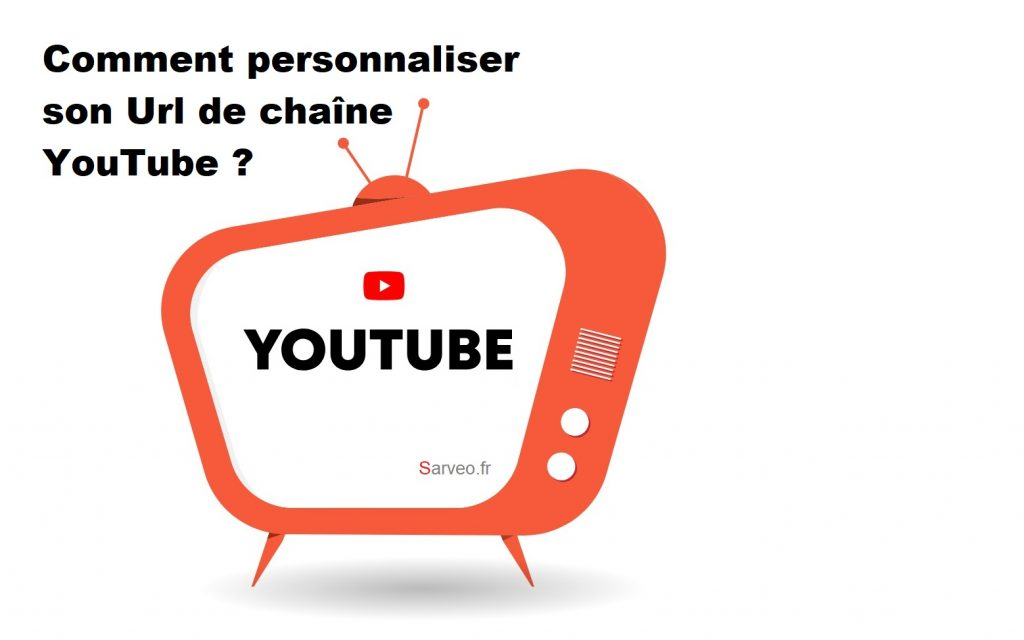 Url YouTube personnalisé